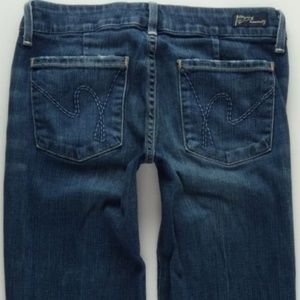 Citizens Humanity Faye 003 Jeans Women's 25 #1124